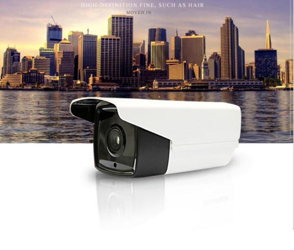 Factory direct sales H.265+ four lights 3 million high-definition network surveillance gun camera Bullet Cameras