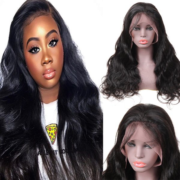 10A Virgin Hair Wigs Lace Front Or 360 Full Lace Wigs Kinky Curly Deep Wave Loose Wave Loose Deep Yaki Straight Human Hair For Black Women