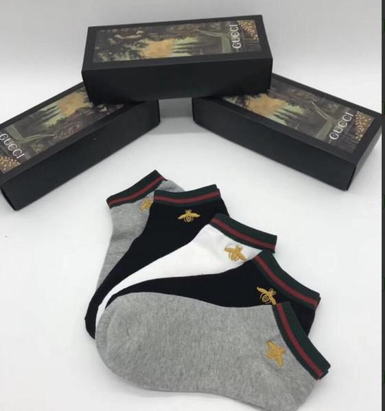Herrensocken Skateboard Fashion Damen Brief gedruckt Socken KANYE Sport Hip Hop komfortable Yoga Pilates Socken