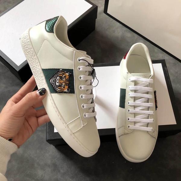 2019 мужская мода повседневная обувь Европа станции новый кожаный верх 35-45 плоские туфли фабрика прямые продажи бесплатная доставка