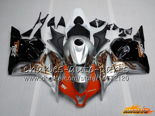 No. 3 Orange Silber