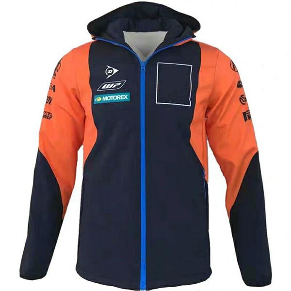 Motocross Sweatshirts Outdoor sports Softshell Keep warm Jacket motorcycle racing jackets For motorrad Windproof Jacket D