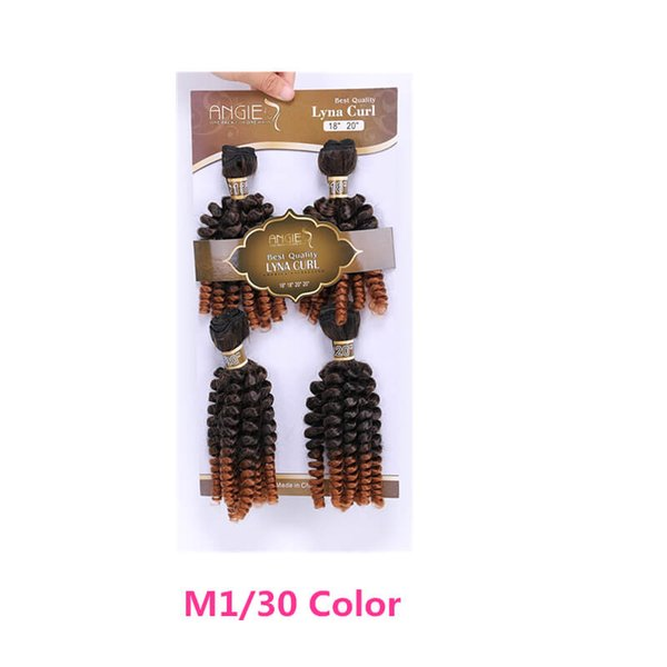 M130 Fumi 4pcs pelo rizado