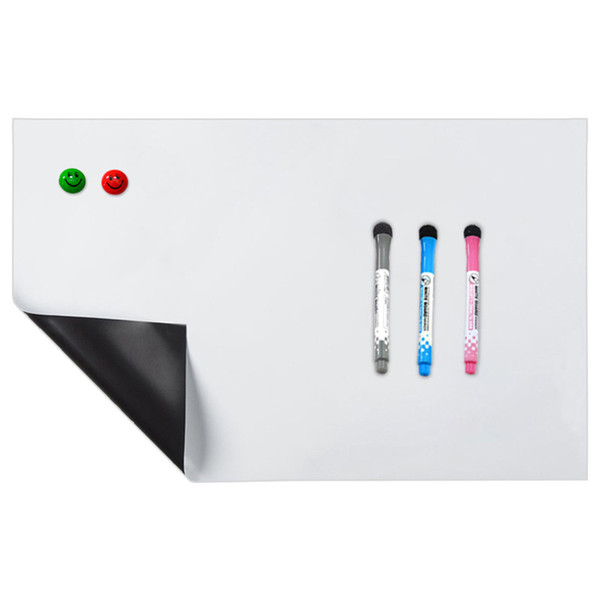 Dry Erase Board Whiteboard Family Message Reminder Notes Memo Pad Office Magnetic Fridge Waterproof