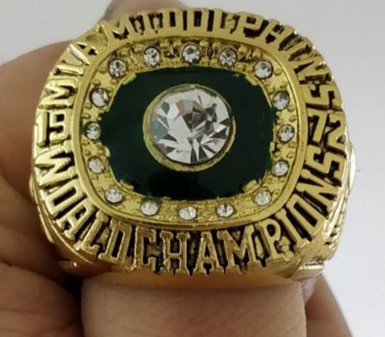 Fine high quality 1972Miami Dolphin Super Bowl Seventh Championship Ring men rings
