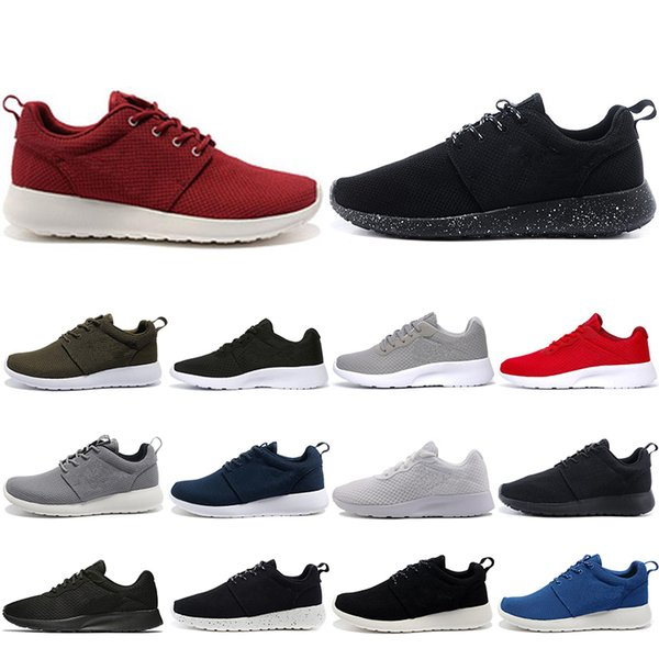 new product bb9ac aefef nike Barato London Zapatillas de running para hombre tanjun Negro blanco  Rojo Hombre Zapatillas de running