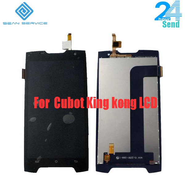 For 100% Original Cubot Kingkon LCD Display With Touch Screen Digitizer Assembly Replacement 5.0