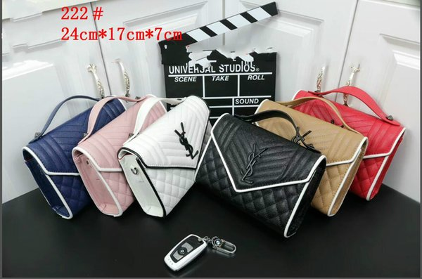 new Hot Sale Classic style PU bags handbags shoulder bags tote bags messenger bag Dinner Bag