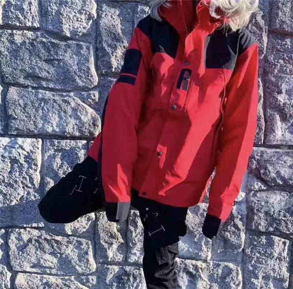 Nouveau Designer Hommes Womans Quatre Couleurs Marque Manteaux vestes coupe-vent imperméable de luxe de haute qualité à capuche Veste Casual M-2XL Manteau B101444Q