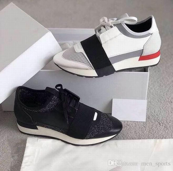 New Designer shoes Man Woman Mesh Shoes Breathable Drop Shipping Popular Brand Casual Shoes Sneaker Fashion Mixed Colors Red Mesh Trainer