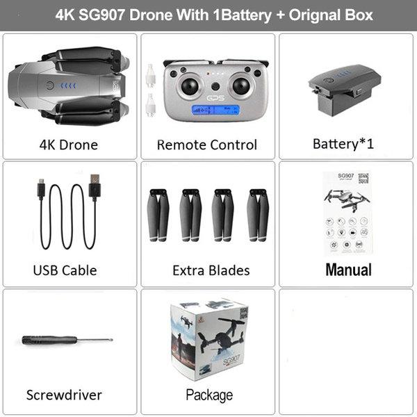SG907 4K 1B BX