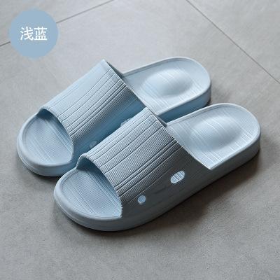 ZLA1 Novas sandálias e chinelos de verão interior e ao ar livre chinelos de plástico para casa homens mulheres banheiro banho slip home
