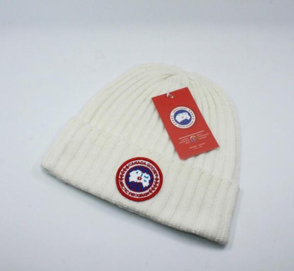 Modello cuore occhiali Beanie moda berretto invernale lavorato a maglia golf sci lana berretto polo ou capo copricapo copricapo scaldino sci cappello caldo