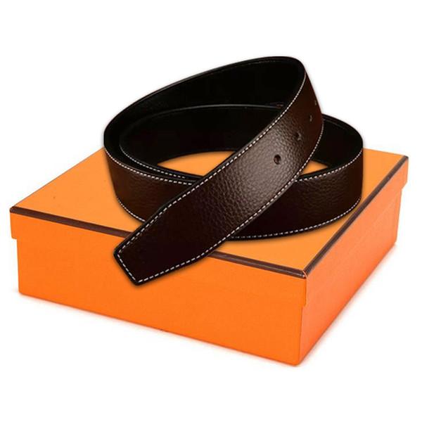 top popular 2019 Belt designer belts luxury belts brand Hbuckle belt top quality mens leather belts for men brand men women belt 7 colors 2021
