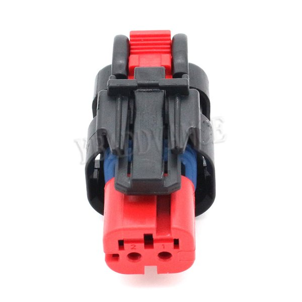 Amp Pa66 2 pin waterproof connector plug 2040278-2 Fit For Car