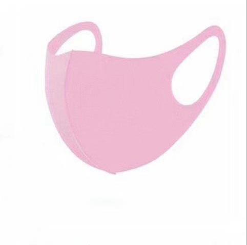 rosa adulto con il sacchetto del opp