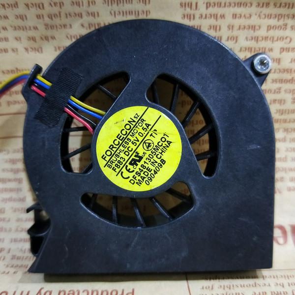 *** FORCECON DFS481305MC0T F883 için 5 V 0.5A 4-line dizüstü grafik fanı