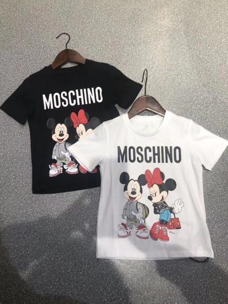vêtements de garçon pour bébé vêtements de fille de créateur vêtements pour enfants mode t-shirts à manches courtes t-shirts pour enfants