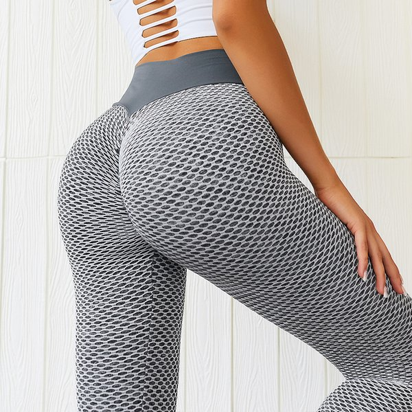 Neue Push-up Yoga Leggings Frauen Fitness Sport Legging hohe Taille Power Flex Legging Workout schnell trocknend nahtlose Yogahosen