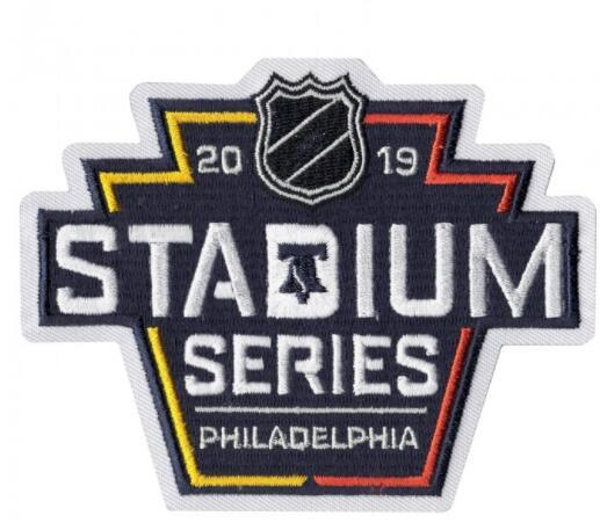 2019 Stadium Series patch