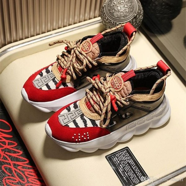 18ss Wholesale man women rhinestone high top shoes famous designer brand red bottom Sneakers mans loubbis shoes with box and size 35-45
