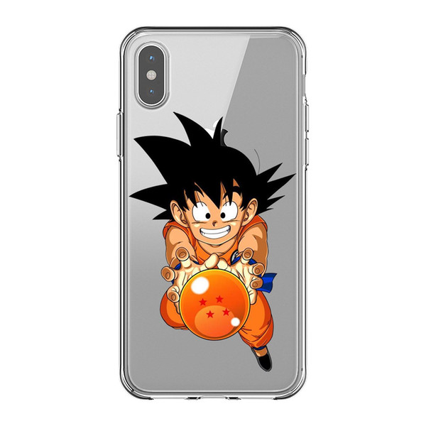 DRAGON BALL Z CHIBI GOKU 2 iphone case