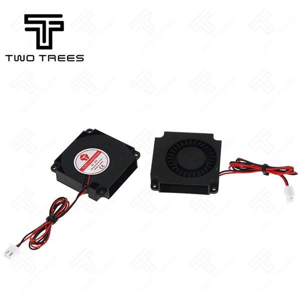 Impresión 3D Impresora 3D Piezas Accesorios ACCESORIOS VENTILADOR DE TURBINA 5 12V 24V 40mm * 10mm 4010 DC Turbo Beading Bearing Sopler Radial Radial Fans
