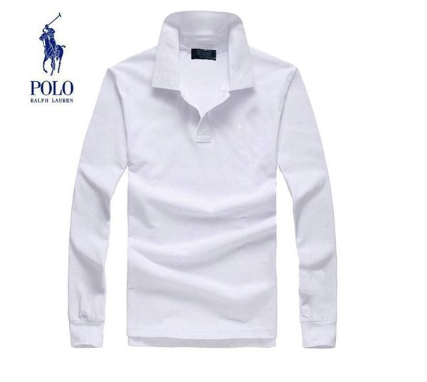 Kid Polo Shirt Summer women And men Tees Long Sleeve Tees Cotton Blend Casual Kids Polos Best Quality S-3XL Kids Polo Shirts lw42612
