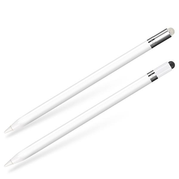 Крышка стилуса для Apple Pencil Магнитная крышка для замены Прочный наконечник из волокна для всех планшетов с сенсорным экраном