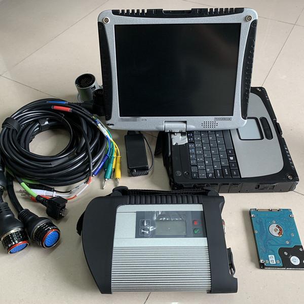 La deviazione standard collega C4 CF19 Laptop