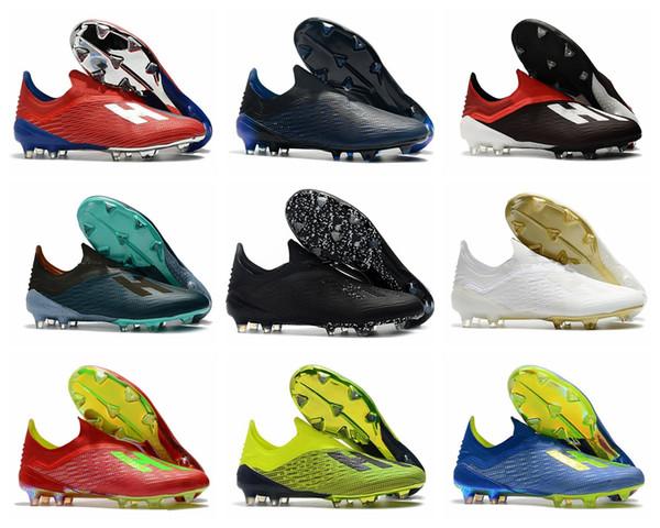 zapatos adidas de fútbol x