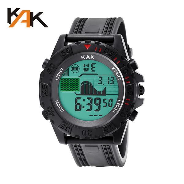 Klettern Armbanduhr Großes Kaltlicht Uhr Smart Watch Outdoor Kak Wandern Zifferblatt Herren Fashion Sports Elektronische Großhandel Display tChrQxBsdo