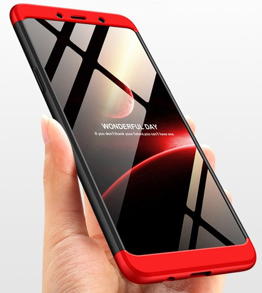 Full Protection Case For Samsung Galaxy A9 2018 Case Hard PC Back Cover GalaxyA9 Pro 2018 A9S Cases Coque A9pro
