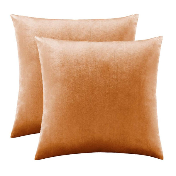 Pleasant Home Decor Velvet Square Rectangle Lumbar Cushions For Sofa Cinnamon Cushion With Filling For Bedroom Throw Pillows Couch Leather Car Cushion Leather Alphanode Cool Chair Designs And Ideas Alphanodeonline