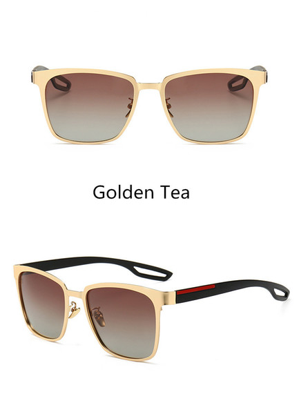 Golden + Tea