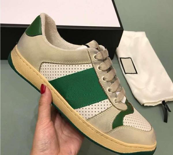 2019 I più nuovi FLOWERS TECNICI IN TELA ALTA SNEAKERS TOP Famose scarpe firmate da donna con materiali in PVC Sneakers con lacci di migliore qualità k8