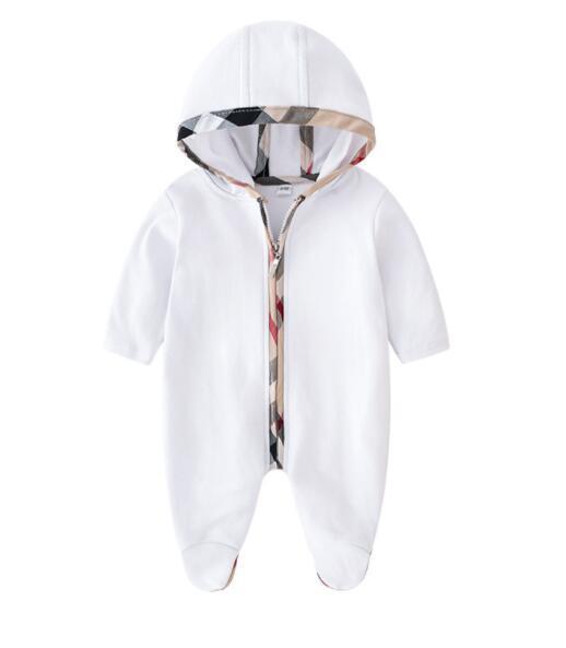 Printemps Automne barboteuses Vêtements bébé garçon Nouveau Romper coton bébé nouveau-né filles enfants Designer belle Set bébé Tenues Vêtements