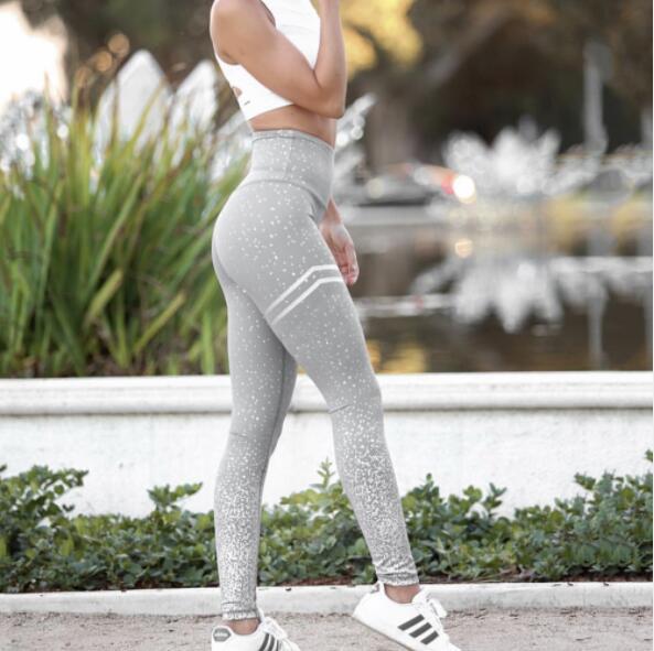 Calças Designer para Mulheres Sweatpants com Impresso Calças Compridas Skinny Street Apertado-encaixe Moda Casual Capris Womens Wear Roupas