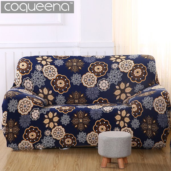 Astonishing Bohemian Style Universal Stretch Sofa Covers Tight Wrap Living Room Sectional Couch Slipcover Armchair Furniture Protector Sc048 Chair Covers And Gamerscity Chair Design For Home Gamerscityorg