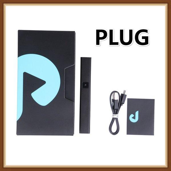 Plug Play Pod Kit 500 mah Batterie Cartouche 1.0ml Céramique ADN Exotique Vape stylo Batterie Kit Date Free DHL