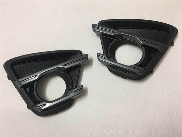 Frontstoßstangengrill links oder rechts Loch Nebelscheinwerferabdeckung für Mazda CX5 2015 KE KA5F-50-C20 KA5F-50-C10