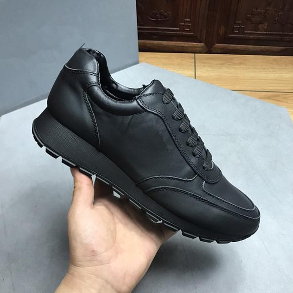 2019 Tasarımcılar Konfor Rahat Elbise Ayakkabı Aydınlık Yansıtıcı Rahat Ayakkabılar Platformu Sneaker Parti Erkek Yürüyüş Yürüyüş Eğitmenler xg180916