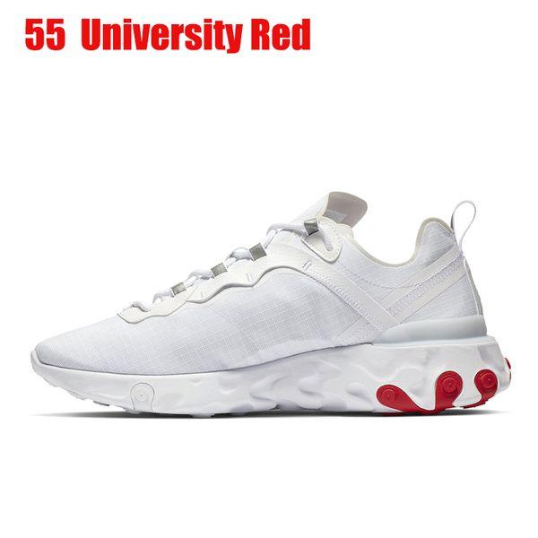 55 40-45 University Red