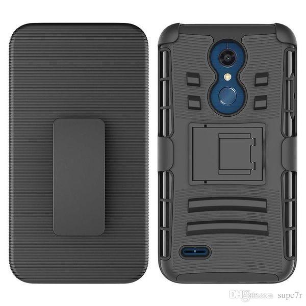 Для LG К10 2018 Аристо стило 2 4 чехол зажим для ремня 3 в 1 стенд противоударный чехол Samsung модели S10 S10e S10 в плюс Сингапур, J8 J7 с семейства J6 J4 не 2018 случай
