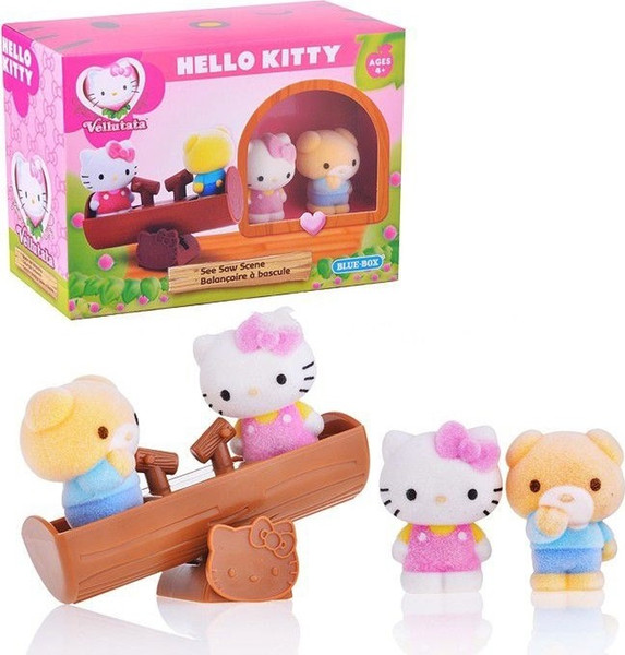 2019 Blue Box Hello Kitty Happy Swing Game Set Ship From Turkey Hb 000646977 From Hepsi Kids Toys 12 66 Dhgate Com
