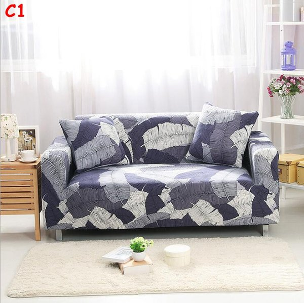 Magnificent Elastic Spandex Sofa Cover Tight Wrap All Inclusive Couch Covers For Living Room Sectional Sofa Cover Love Seat Patio Furniture Sofa Protector Cover Pabps2019 Chair Design Images Pabps2019Com