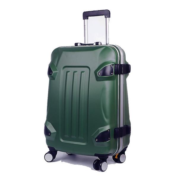 MANJIANGHONG PC bavul bagaj Tekerlek ile fren / seyahat ev bagaj / tekerlek ile seyahat bagaj / 100% iyi değerlendirme