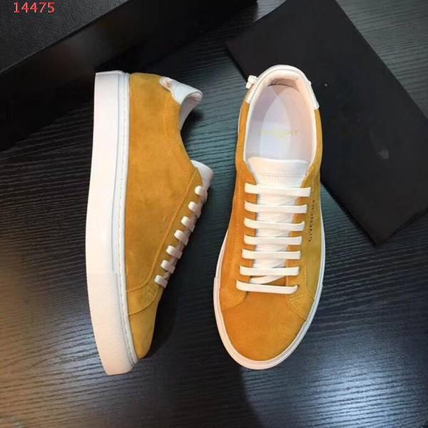 Yeni stil rahat ve yakışıklı erkek eğlence ayakkabı erkekler son derece dayanıklı istikrar boyutu 38-44