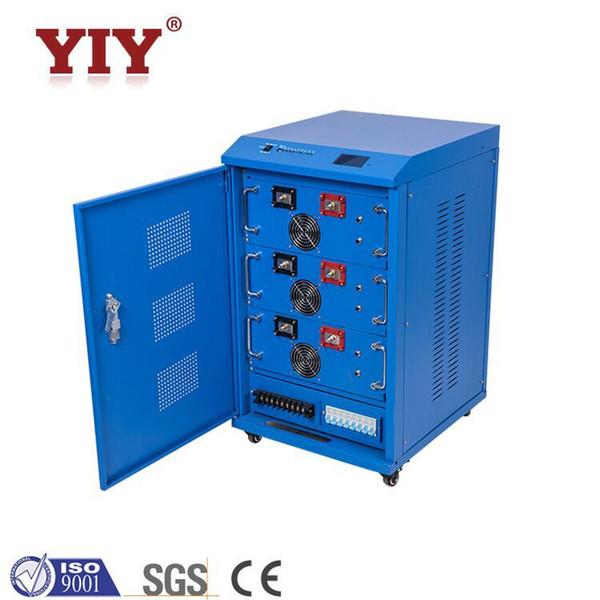 DC48V 45KW TPP Carregador de Inversor de Onda Senoidal Pura LED + DISPLAY LCD TROCA DCAC DC12V / 24V / 48V AC220V / 380V Sistema trifásico de 4 fios + GND 3KW ~ 45KW