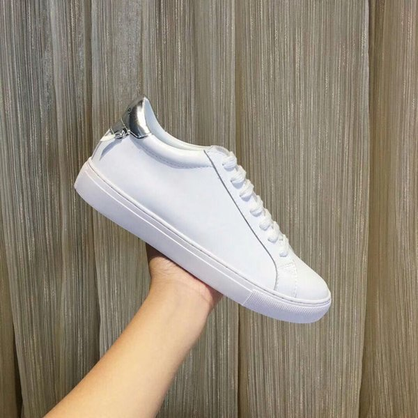 New Designer Name Brand Mans Casual Shoes Flat Kanye West Fashion Wrinkled Leather Lace-up Low Cut Trainers Runaway Arena Shoes hy18033003